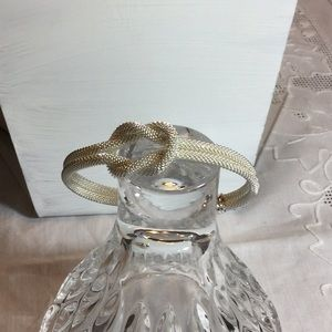 925 Silver Infinity Knot Bangle